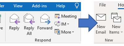 Changes to the Microsoft Office Ribbon (again!) for Office 365