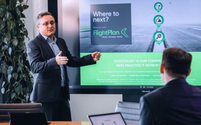 Webinar : Winning with real-world Digital Business Transformation