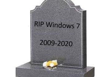 Windows 7 slips quietly away