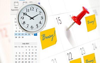 Improvements in Outlook calendars