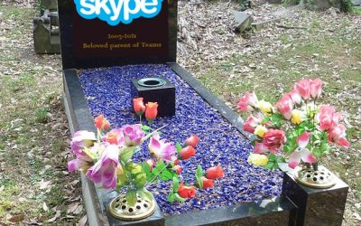 Are Skype's days numbered?