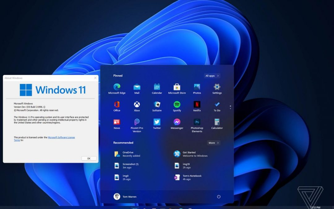 Windows 11 – Coming soon to your PC?
