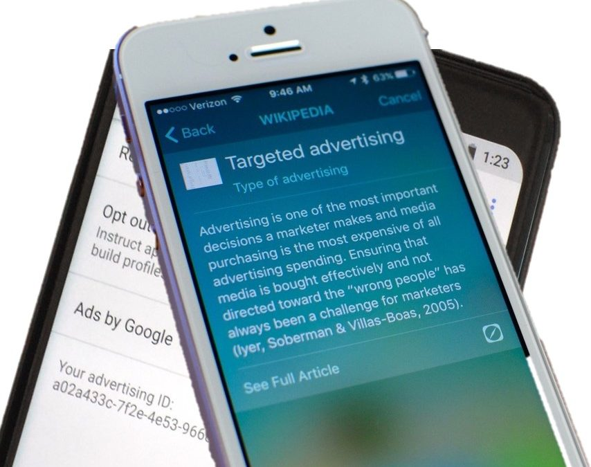 Avoiding ad trackers when you browse the 'net