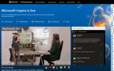 Highlights of Microsoft Inspire – Day One