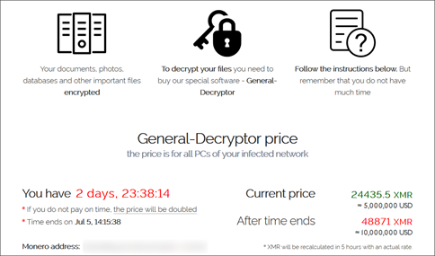 What you need to know about the massive global ransomware cyber-attack over the weekend