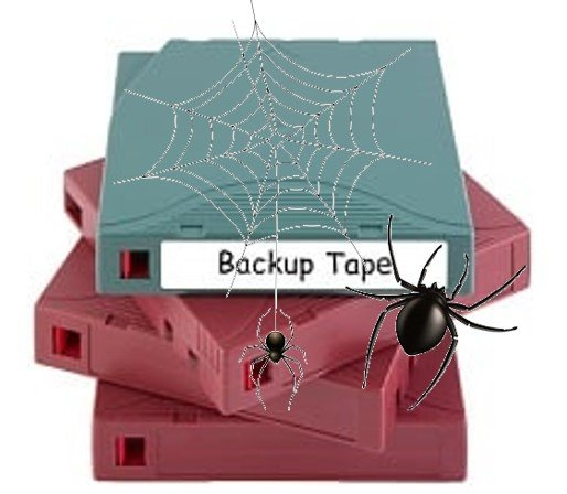 Are your back ups keeping up?